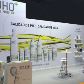 Diseño stand ferial