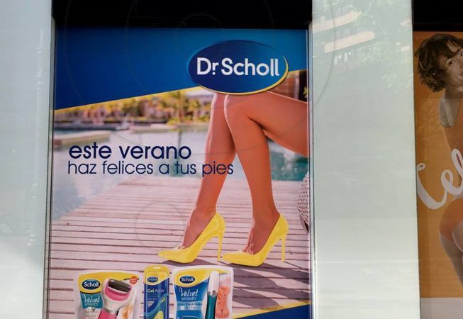 Dr. Scholl - Velvet Smooth
